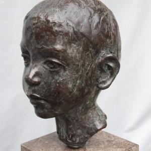 Buste de portrait Leon