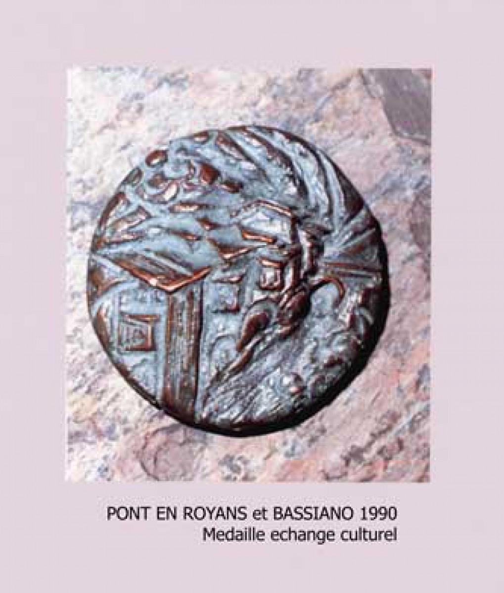 Medaiille Pont en Royans